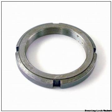 Standard Locknut W 02 Bearing Lock Washers