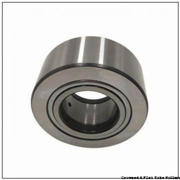 INA RSTO10 Crowned & Flat Yoke Rollers