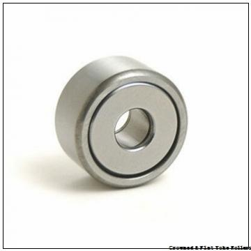RBC CRBY 1-1/2 Crowned & Flat Yoke Rollers
