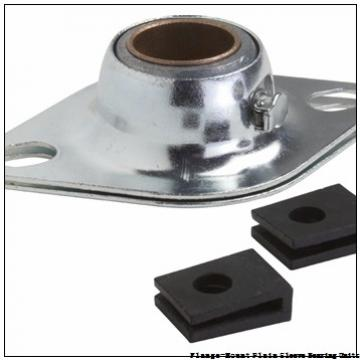 Link-Belt 3239FT3 Flange-Mount Plain Sleeve Bearing Units