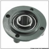 1.1875 in x 3.6250 in x 4.7500 in  Dodge F4BSCM103 Flange-Mount Ball Bearing Units